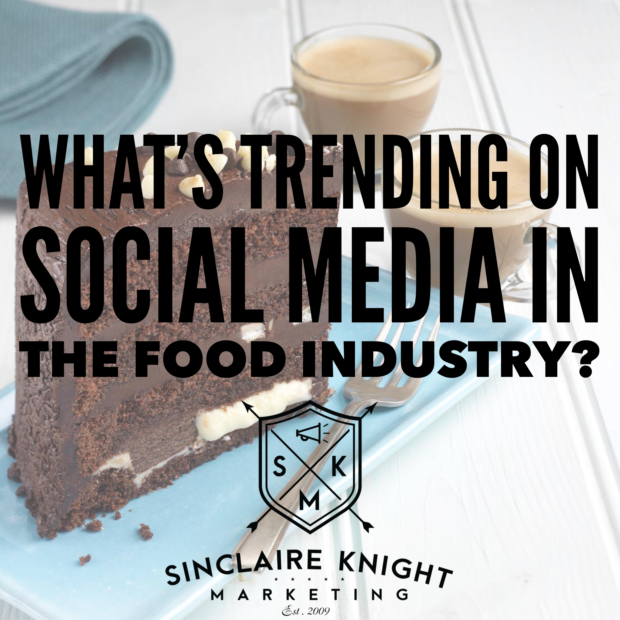 What's Trending On Social Media In The Food Industry?